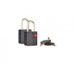 Dwie kłódki do bagażu Wenger Key Lock Set