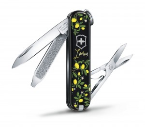 "scyzoryk Victorinox 0.6223.L1905 Classic ""When Life Gives You Lemons"""